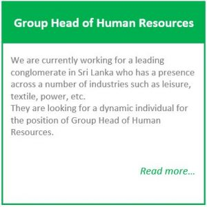 Group Head of Human Resources